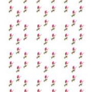 72 Dancing Pink Magnolias Panel Art Print