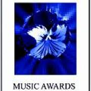 Music Awards Art Print