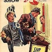 1930s,uk,the Passing Show,magazine Cover Art Print by The Advertising Archives