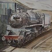 75069 Br Standard Class 4 Art Print