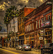7th Avenue Art Print by Marvin Spates