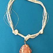 Aphrodite Urania Necklace Art Print