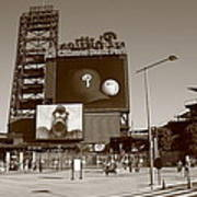Citizens Bank Park - Philadelphia Phillies Art Print