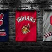 Cleveland Indians Art Print