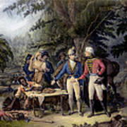 Francis Marion (1732?-1795) Art Print