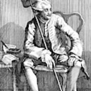 John Wilkes (1727-1797) Art Print