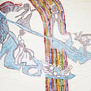 Kintu And Nambi Art Print