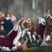 Mary, Queen Of Scots Art Print