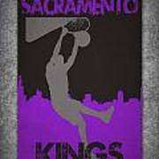 Sacramento Kings Art Print