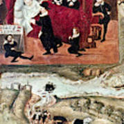 Sir Henry Unton (c1557-1596) Art Print