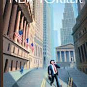 New Yorker September 29th, 2008 Art Print