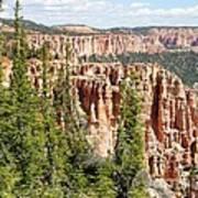 Utah Bryce Canyon Art Print