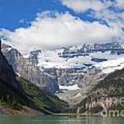 852p Lake Louise Canada Art Print