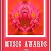 Music Awards Art Print