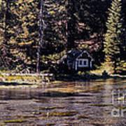 894 Sl A River Runs By Art Print