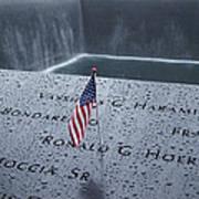 9-11 Memorial Art Print