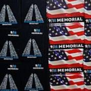 9/11 Memorial For Sale Art Print