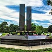 9/11 Memorial Freehold Nj Art Print