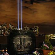 9-11 Monument Art Print