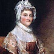 Abigail Adams (1744-1818) Art Print