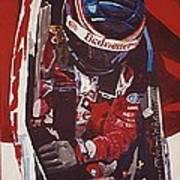 Automobile Racing Art Print