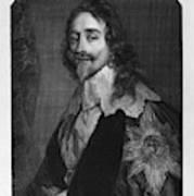 Charles I (1600-1649) Art Print