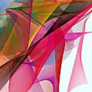 Color Symphony Art Print