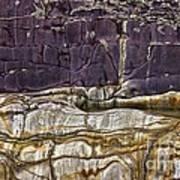 Devonian Slates Art Print