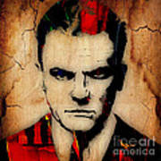James Cagney Collection Art Print