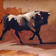 Toro Study Art Print