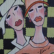 Pikotine Art Art Print