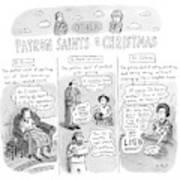 New Yorker December 11th, 2006 Art Print