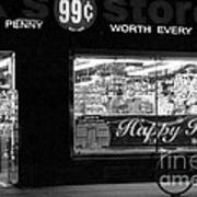 99 Cents - Worth Every Penny Art Print