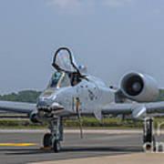 A-10 Thunderbolt Warthog Art Print