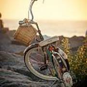 A Bike And Chi Art Print