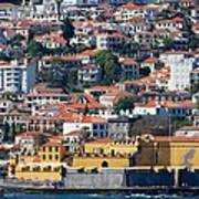 A Bit Of Funchal Art Print