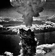 A-bomb Art Print