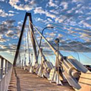A Bridge To Heaven Art Print