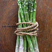 A Bundle Of Asparagus Art Print