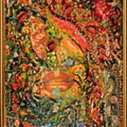 A Cosmic Taste Of Healing Art Print