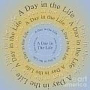 A Day In The Life 3 Art Print