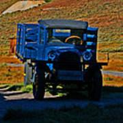 A Dodge In Bodie Art Print
