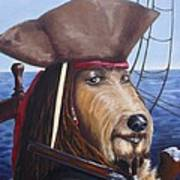A Doodle On The High Seas Art Print