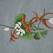 A Flower Print by Im Son