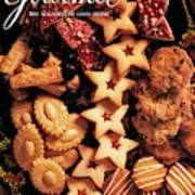 A Gourmet Cover Of Butter Cookies Art Print