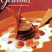 A Gourmet Cover Of Moch Mousse Art Print