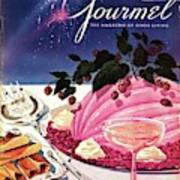 A Gourmet Cover Of Mousse Art Print