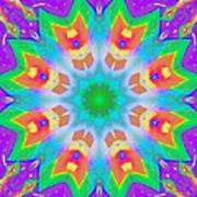 A Kaleidoscope Of Wonder Art Print