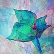 A Little Flower Art Print
