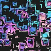 A Maze Zing - 03c01 Art Print
